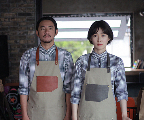 Gradation Gingham Shirts #AS1522