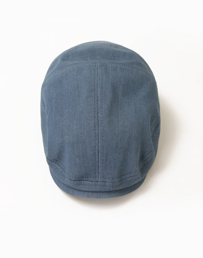 Beret #AH1545 Denim