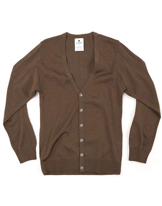 saint cardigan brown #AC1630