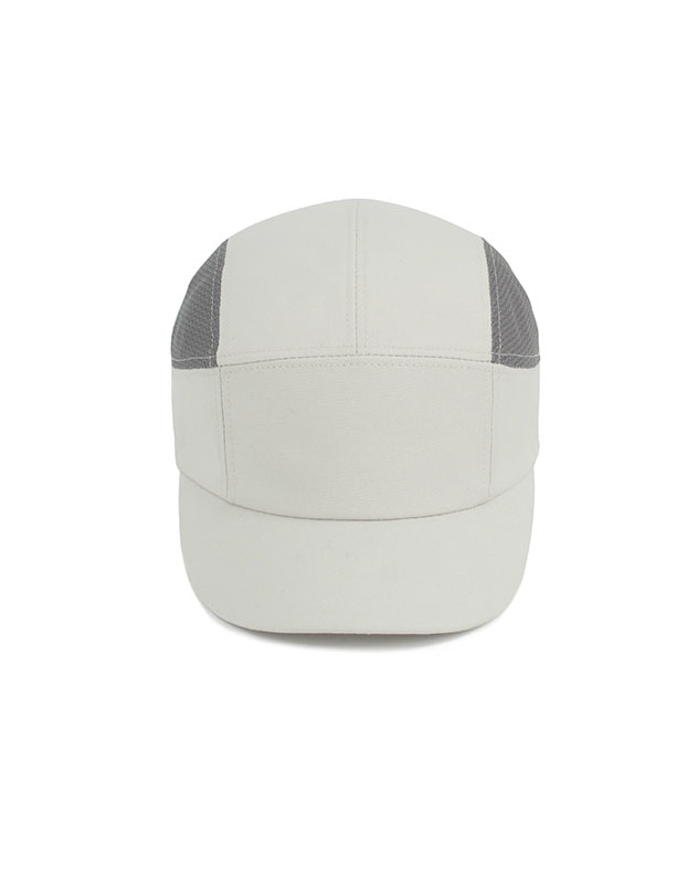 the side mesh chef hat light grey #AH1670