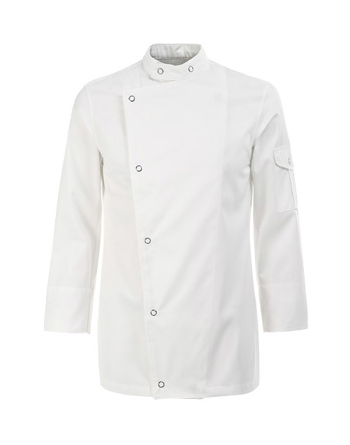 Classical Chef Coat (White) #AJ1304