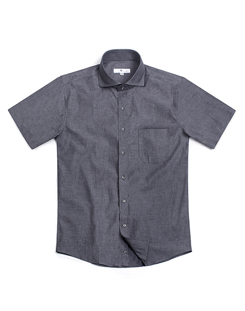 DG short sleeves shirt grey #AS1582