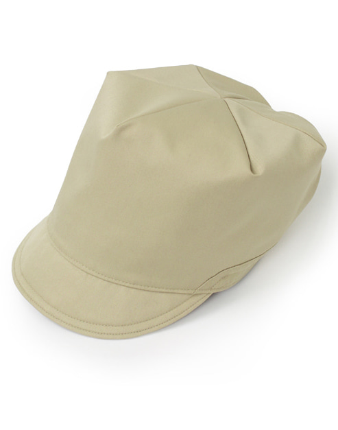 European bread chef hat beige #AH1721