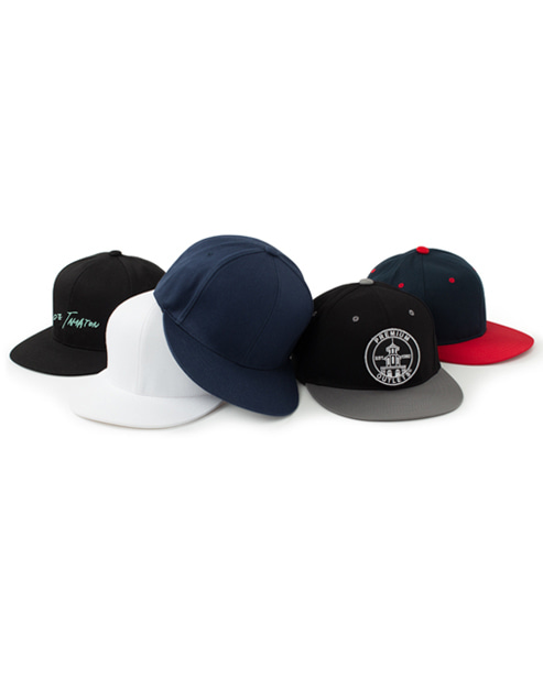 the basic snapback 5color #AH1735