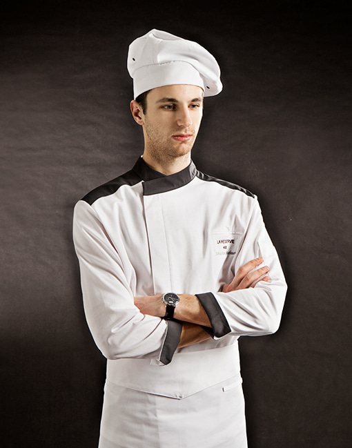 the darker point chef coat #AJ1740
