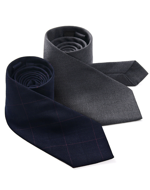 suit line necktie (2 colors) #AA1789