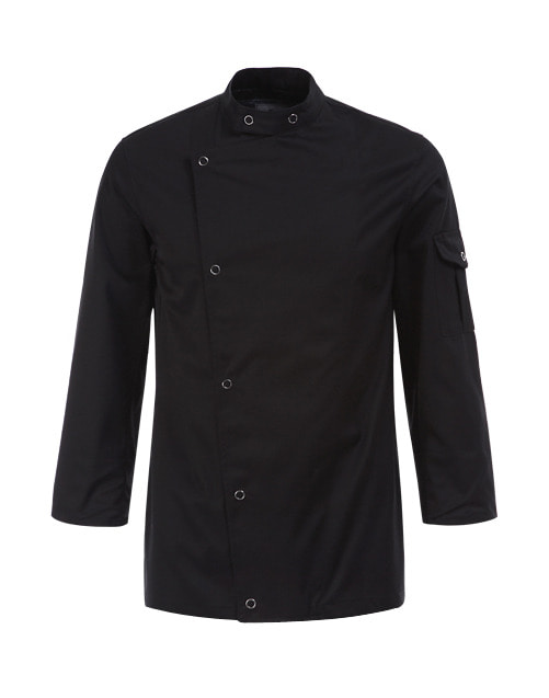 Classical Chef Coat (Black) #AJ1304