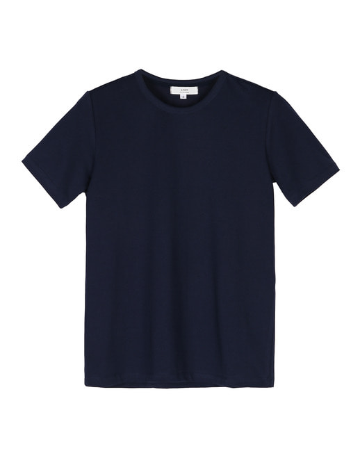 Cool jersey chef T-shirt #AT1857 navy