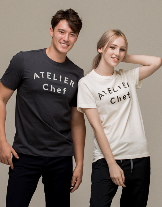 atelier chef 1/2 tee #AT1971